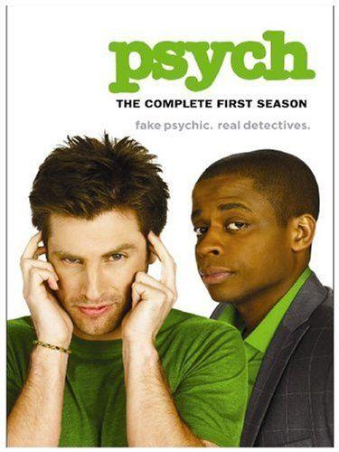 Psych Season 1 movie