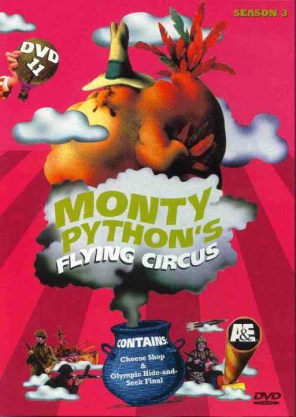 Various - Monty Python's Flying Circus - 30 Musical Masterpieces From The Infamous Television Series: 1969 - 1974