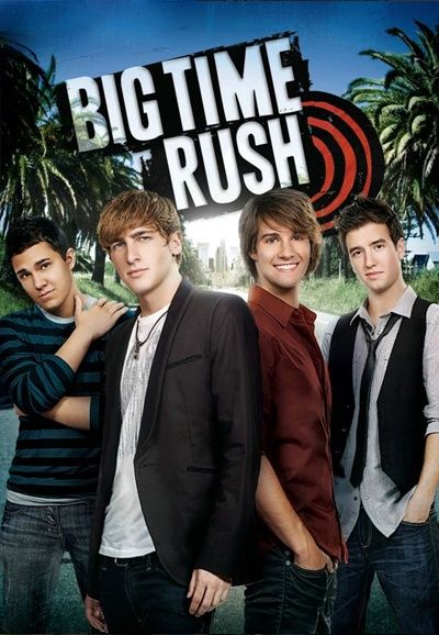 Big Time Rush Season 1 movie