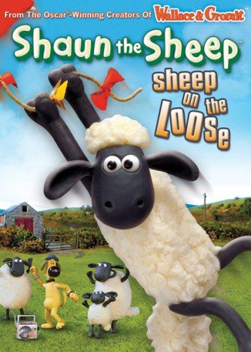 Shaun the Sheep: Sheep on the Loose movie