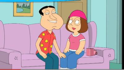 quagmire relationship with father and daughter