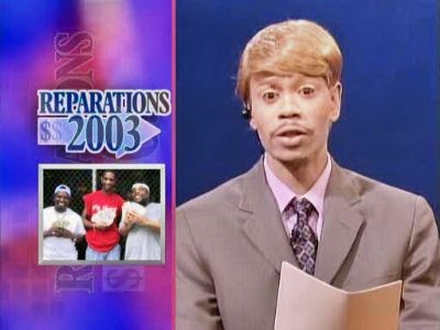 chappelle show reparations for slavery essays