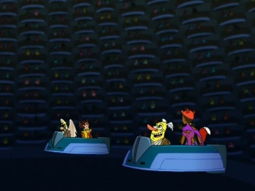 Drawn together episodes