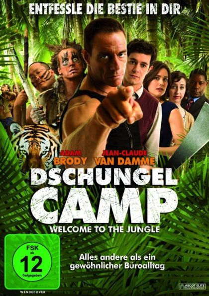 Dschungelcamp Welcome To The Jungle 2013 In 214434 S