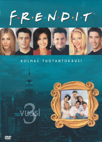 Friends: Season 3 (May 02, 1996) in trumanb's movie collection | CLZ