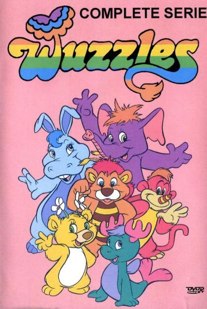 The Wuzzles 1985 On Collectorz Com Core Movies