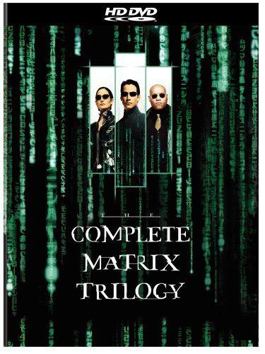 the complete matrix trilogy the matrix the matrix reloaded the