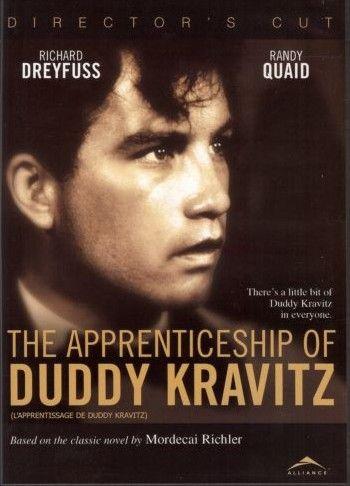 apprenticeship of duddy kravitz essays