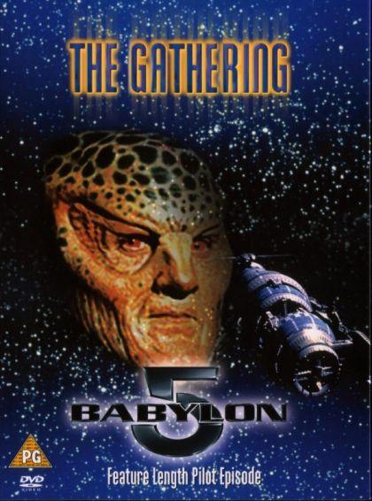 Babylon 5 the gathering 1993 on core movies for Bureau 13 babylon 5