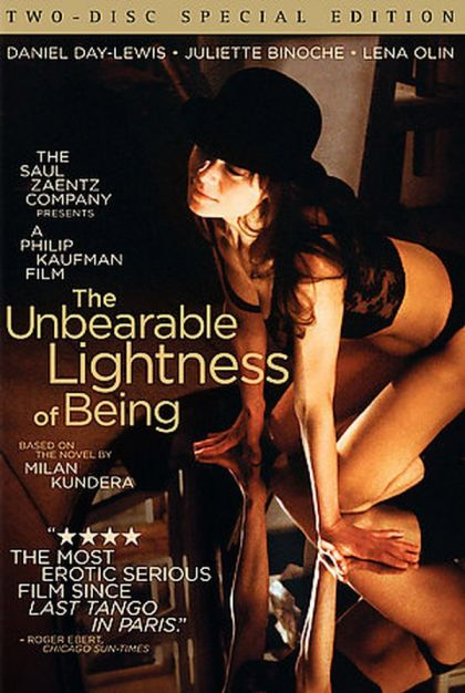 an analysis of the unbearable lightness The unbearable lightness of being is a 1984 novel by czech-french writer milan kundera it tells the story of tomas, a brilliant prague surgeon, who meets and marries the gentle, intellectual photographer tereza.