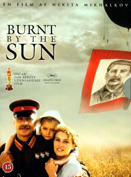 an analysis of the movie burnt by the sun directed by nikita mikhailov Burnt by the sun (1994) is a movie genre drama produced by canal+ was released in france on 1994-05-01 with director nikita mikhalkov and had been written b.