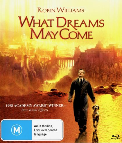 What Dreams May Come [DVD]: Amazon.co.uk: Robin Williams