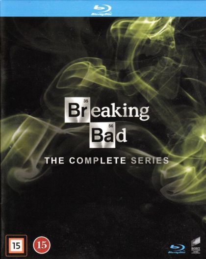 Breaking Bad The Complete Series 2008 On Collectorz Com