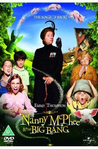 Nanny mcphee and the big bang 2010 on for Nanny mcphee coloring pages