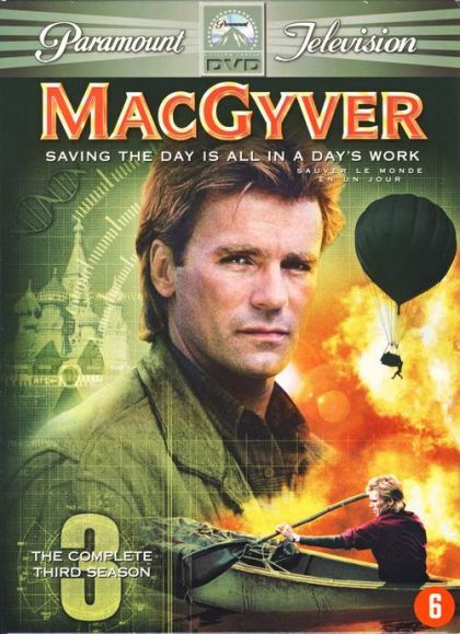 Macgyver Season 3 1987 On Collectorz Com Core Movies