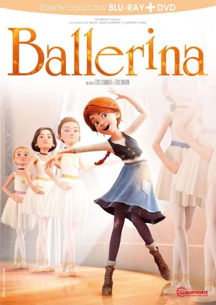 Ballerina (2016) On Collectorz.com Core Movies