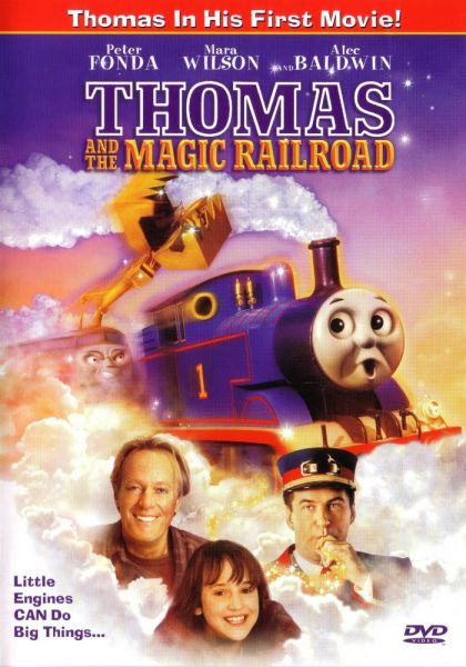 Thomas And The Magic Railroad 2000 On Collectorz Com