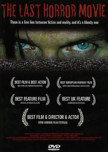Last Horror Movie (2003) on Collectorz com Core Movies