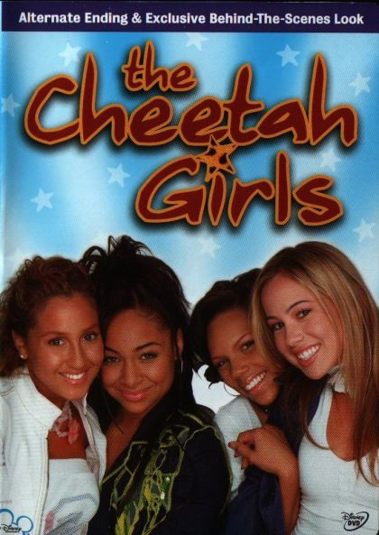 The Cheetah Girls (2003) on Collectorz com Core Movies