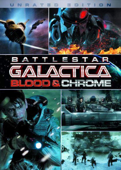 Battlestar Galactica Blood & Chrome