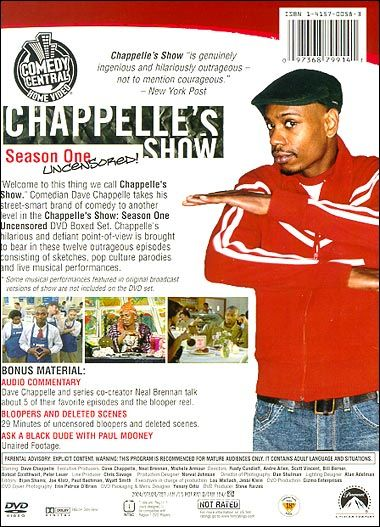 Chappelles Show Season 1 2003 00 00 In Dvdjunkys Movie