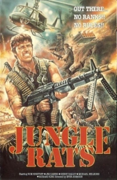 Jungle Rats (1987) on Collectorz com Core Movies