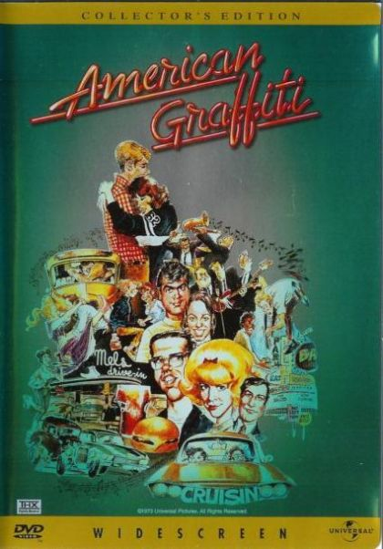 Ford College Station >> American Graffiti (1973) on Collectorz.com Core Movies