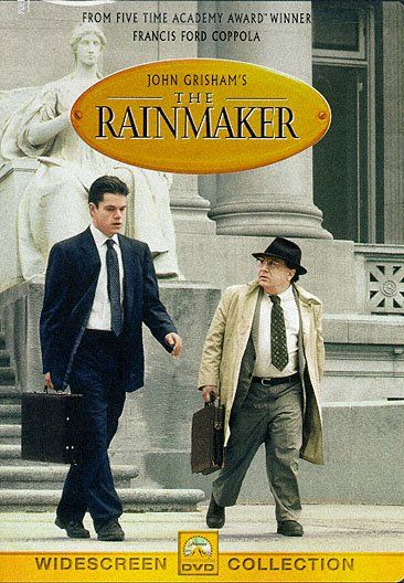 an analysis of rudy baylors character in the rainmaker by john grisham Now, in the rainmaker, grisham returns to the courtroom for the first  in hs final  semester of law school rudy baylor is required to provide.