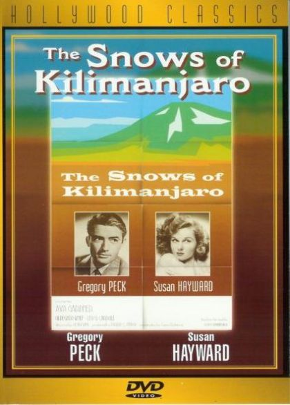 The Snows Of Kilimanjaro (1952) On Collectorz.com Core Movies