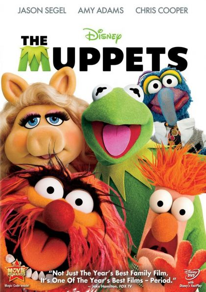 The Muppets 2011 On Collectorz Com Core Movies