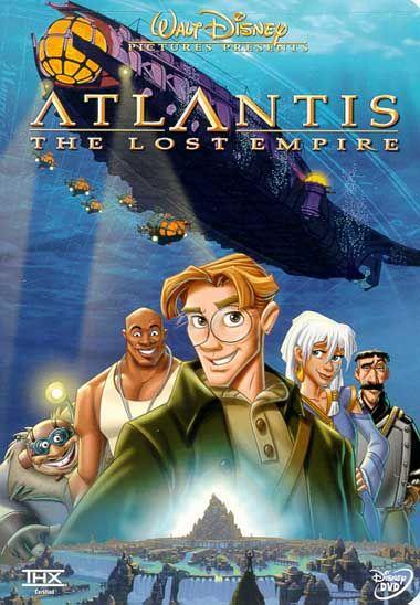 Древние мифы и легенды Атлантиды