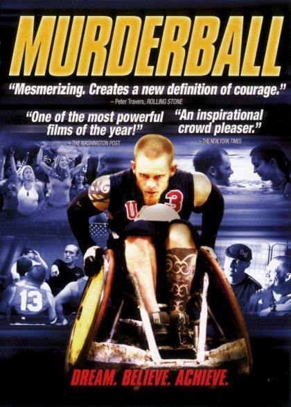 reflection paper on murderball