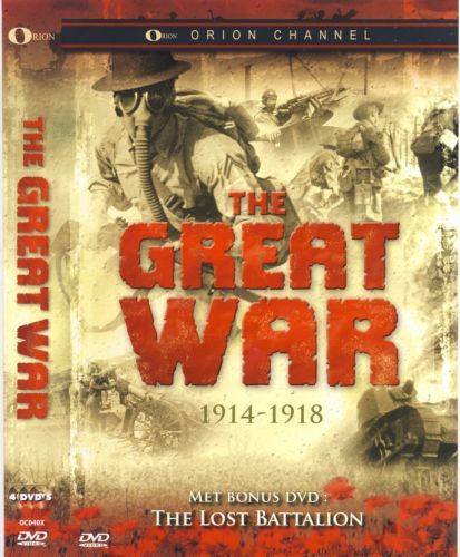 The Great War 1914-1918 (2007) on Collectorz com Core Movies