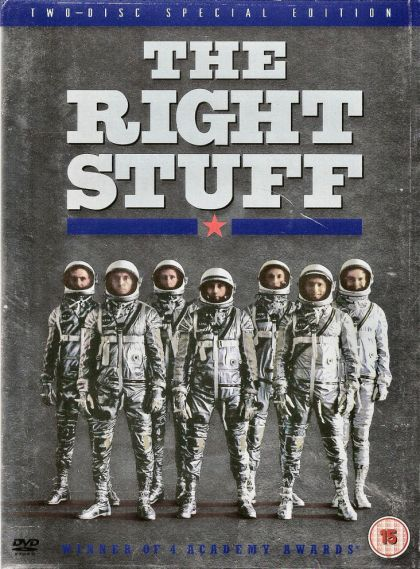 the right stuff 1984 on collectorzcom core movies