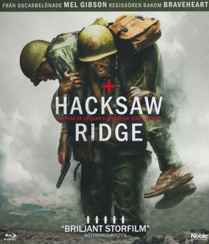 Hacksaw Ridge (2016) on Collectorz.com Core Movies