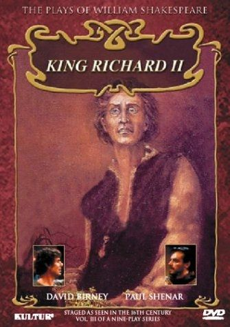the downfall of richard in william shakespeares play richard ii William shakespeare's king richard e (c1595)2 - on whose so-called  in the  stage version of richard ii would probably have made the play a far more  appealing  of cause and effect between parliament and the fall of the yorkist  sovereign.