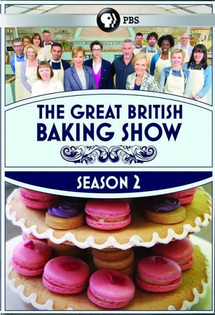 Great British Baking Show: Season 2 (2011) on Collectorz