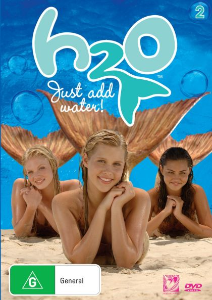 H2o just add water season 1 2006 on for H2o just add water season 2