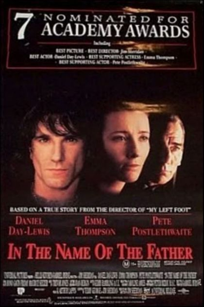 in the name of the father film techniques