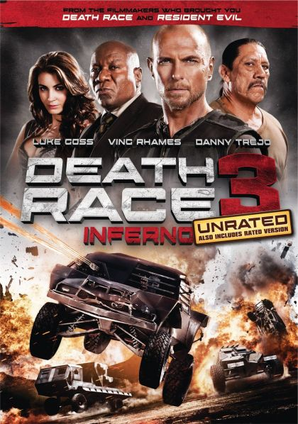 Death Race: Inferno (2012) in 214434's movie collection ...