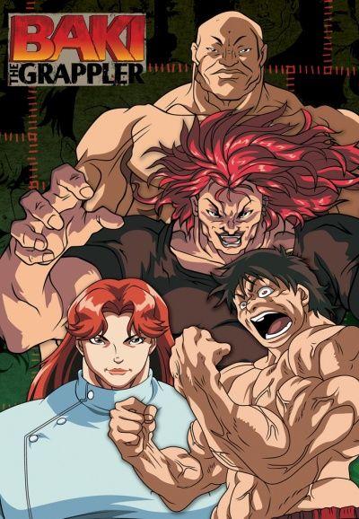 Grappler Baki: Season 2 (2001) on Collectorz com Core Movies