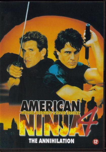 American Ninja 4: The Annihilation (1990) on Collectorz ...