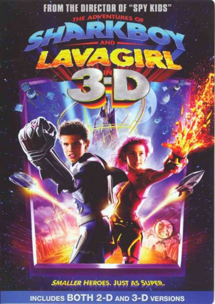 The Adventures Of Sharkboy And Lavagirl In 3-D 2005 On