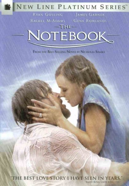 Drama Romance Books: The Notebook (2004) On Collectorz.com Core Movies