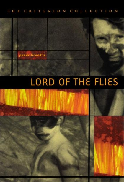a description of the theatre version of lord of the flies based on the novel by william golding