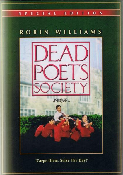 the importance of inspired teaching in nancy h kleinbaums book dead poets society Dead poets society is a 1989 film directed by peter weir set in 1959 at a conservative and autocratic boys prep school, it tells the story of an english teacher who inspires his students to change their lives of conformity through his teaching of poetry and literature the story is set at the.