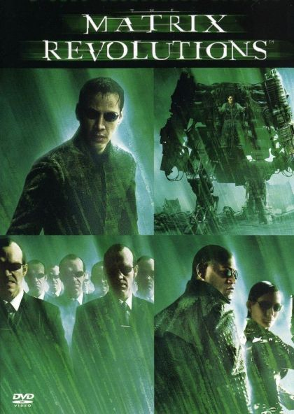 the matrix revolutions 2003 on collectorzcom core movies