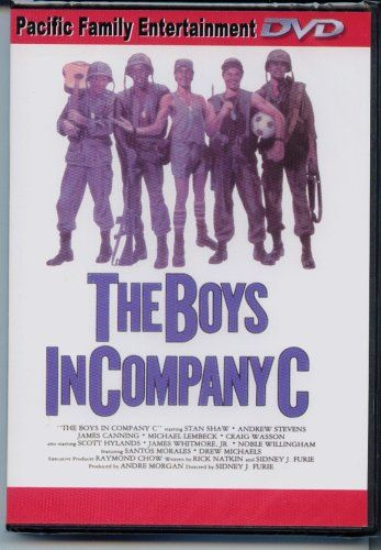 The Boys In Company C 1978 On Collectorz Com Core Movies border=