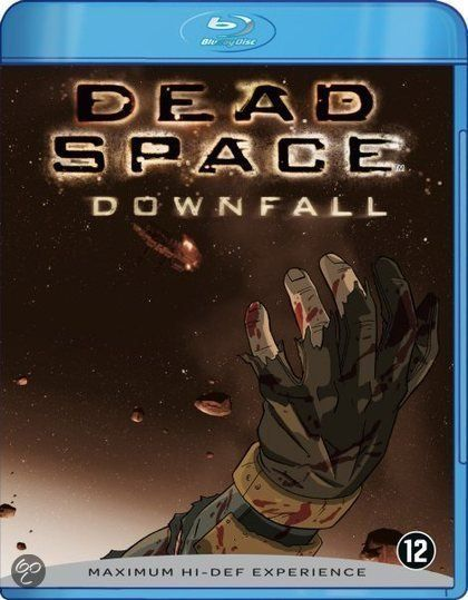 Dead Space Downfall 2008 In Alwin S Movie Collection Clz