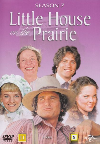 Little House On The Prairie Season 7 1980 On Collectorz